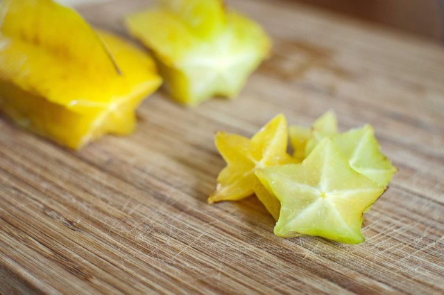 How to Peel & Eat Star Fruit