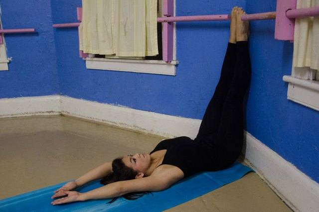 Yoga Stretches for the Legs