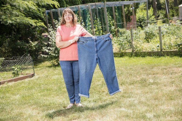 Connie struggled with her weight her entire life before joining LIVESTRONG.COM.
