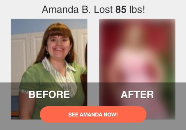 Read on to see Amanda's impressive transformation.