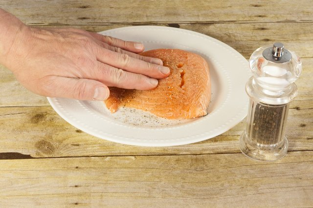 How to Cook Salmon on a Griddle