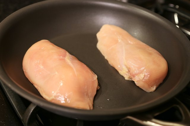 How Do I Cook Boneless Skinless Chicken Breasts for Casseroles?