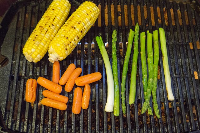 How to Grill Vegetables on a Gas Grill