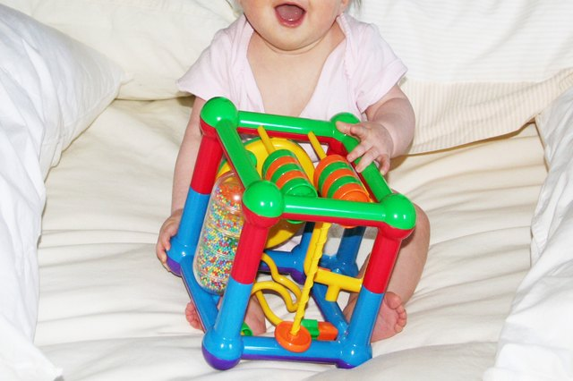Games to Play With 6-Month-Old