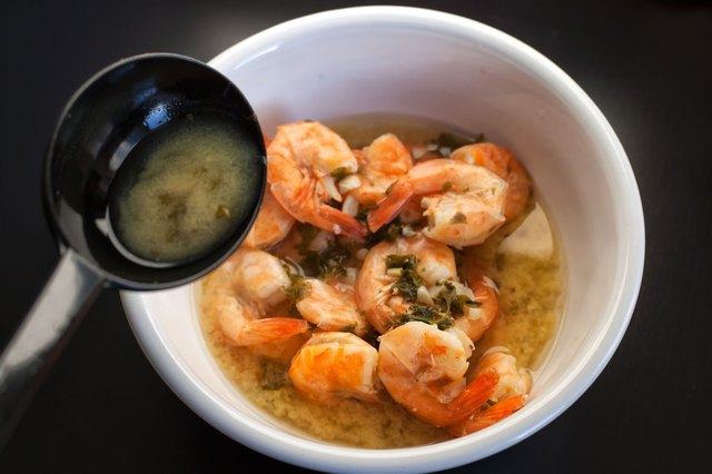 How to Cook Shrimp Scampi in a Crockpot