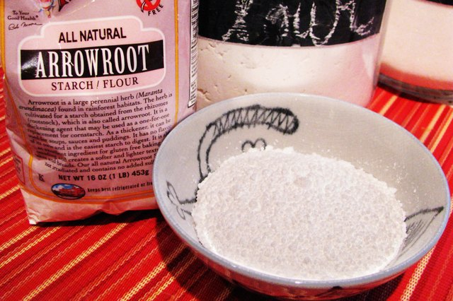 Healthy Alternatives to Flour as a Thickening Agent