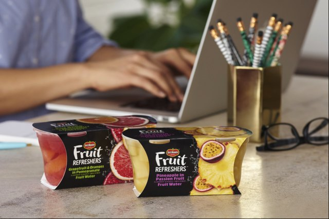 Nothing is easier for a grab-and-go treat than a Del Monte® Fruit & Chia™ Fruit Cup®.