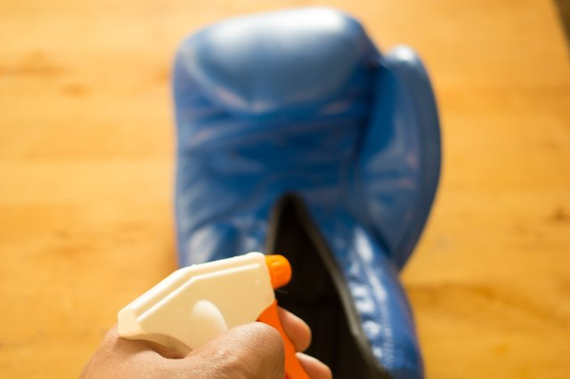 How to Sanitize Boxing Gloves