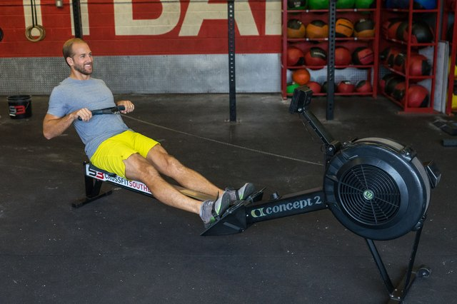 Don't let the rower collect dust.