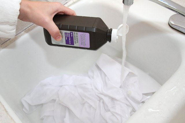 how to prevent armpit stains on white shirts livestrong com ForHow To Hand Wash White Shirt