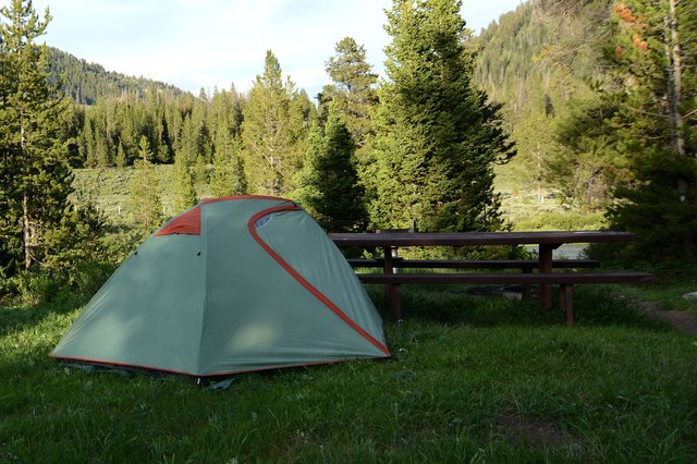 Ways to Stay Cool When Tent Camping