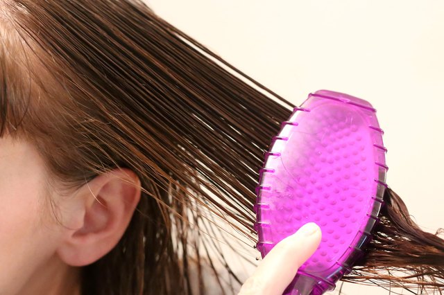 At-Home Remedies for Frizzy Hair