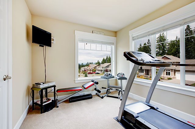 You know that treadmill that's gathering dust?