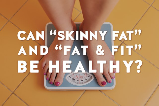 Health is more than just a number on the scale.