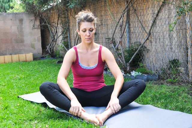 List of Poses for One Hour of Hatha Yoga
