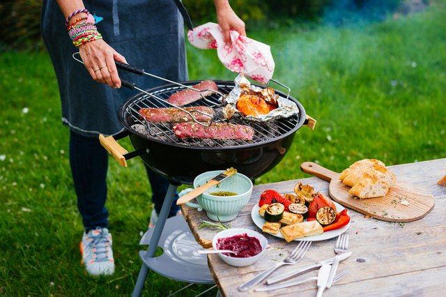 Your summer barbecue can be delicious AND healthy.