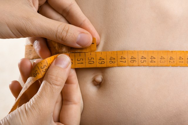 One important figure to know is your waist circumference.