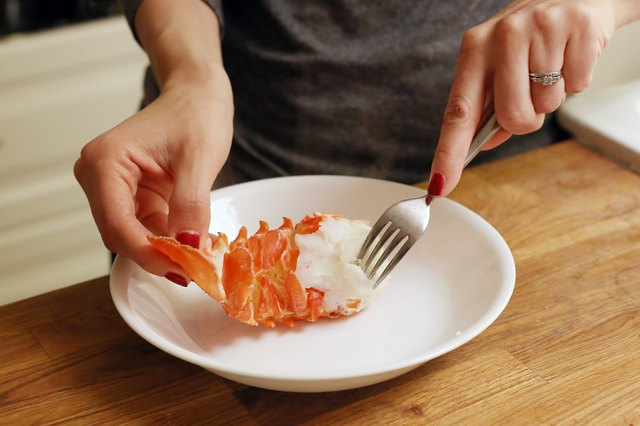 How to Cook Pre-Cooked Frozen Lobsters