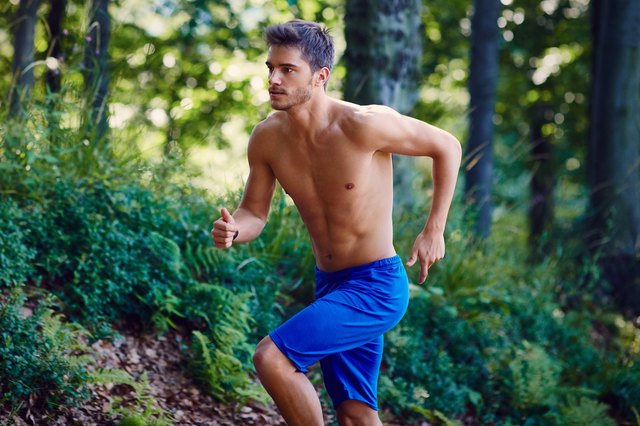 For runners, abs are more than just sexy — they're functional!