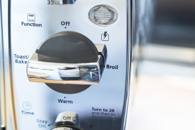 How to Broil Pork Chops in a Convection Toaster Oven