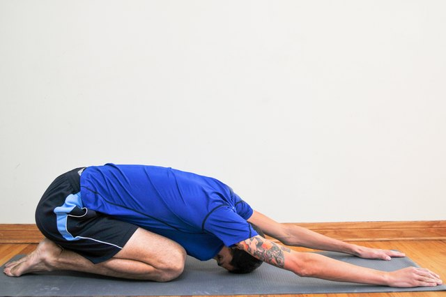 Yoga Postures for Hemorrhoid Relief