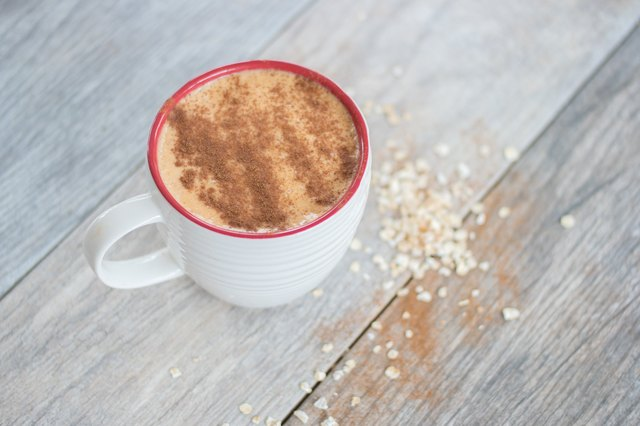 Our pumpkin spice smoothie is packed with vitamins, fiber and heart-healthy fat.