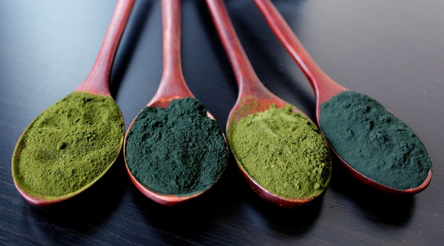 Add a scoop of spirulina to your morning smoothie.