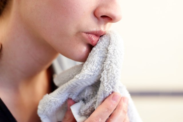 Can You Get Rid of Dry Peeling Skin Around the Mouth & Chapped Lips with Sugar?