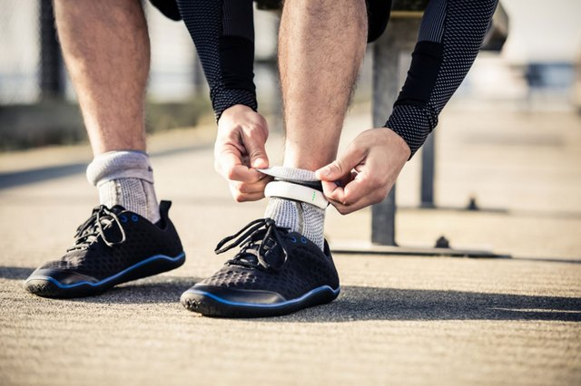 Socks that track your steps, calories and pace? YES.