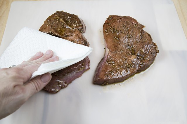 How to Marinate Sirloin