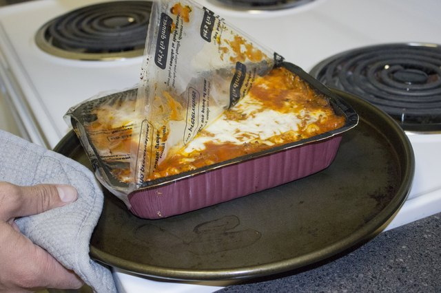 How to Cook a Costco Lasagna