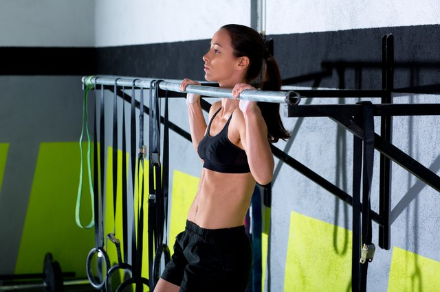 Do pull-ups with confidence!