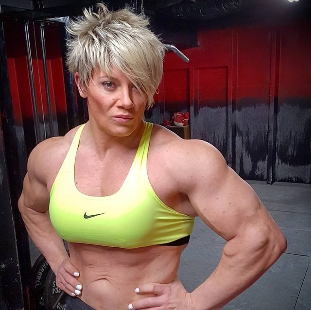 "Transgender powerlifter Janae Marie Kroczaleski, formerly known as Matt ""Kroc"" Kroczaleski, has had a long journey to self-acceptance."