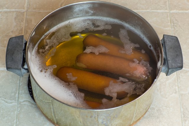 How to Cook Knackwurst
