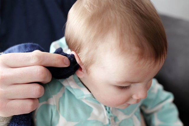 How to Get a Baby with an Ear Infection to Sleep