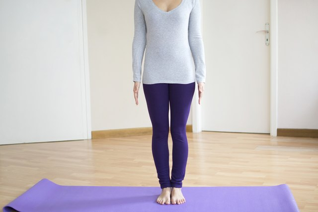 Yoga Postures to Help Bad Knees