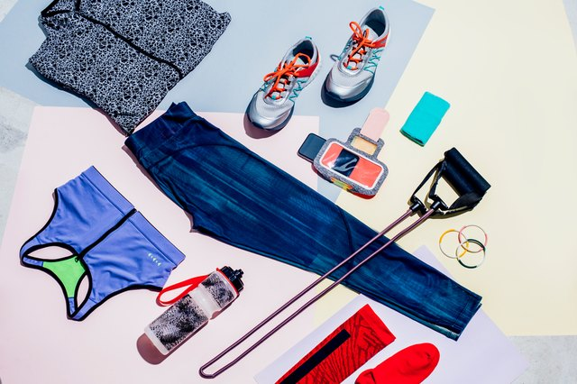 Pick out your exercise clothes and accessories in advance to excuse-proof your workouts.