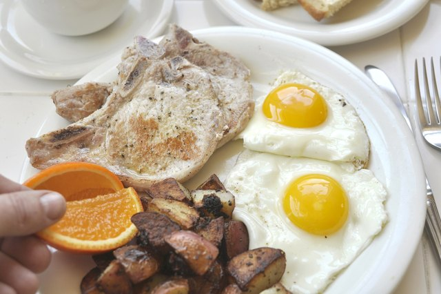How to Cook Thin-Cut Breakfast Pork Chops