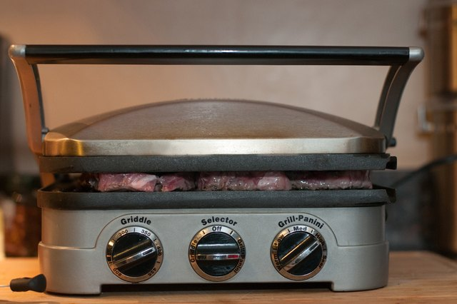 How to Cook a Steak on a Griddler