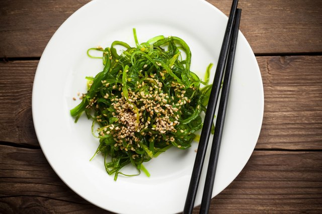 A little bit of wakame can go a long way for your health.