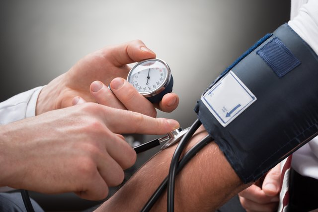 One out of three U.S. adults has high blood pressure.