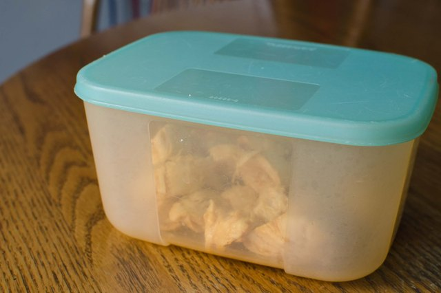 How to Dehydrate Chicken