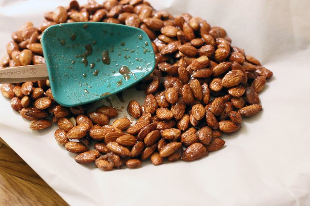How to Roast & Flavor Almonds