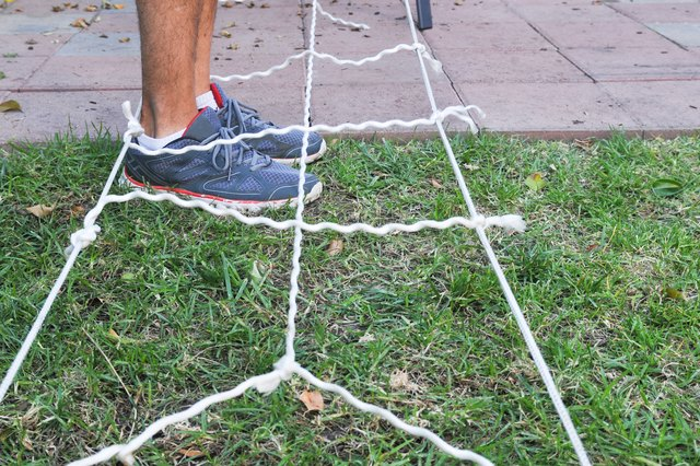 Rope Ladder Footwork Drills