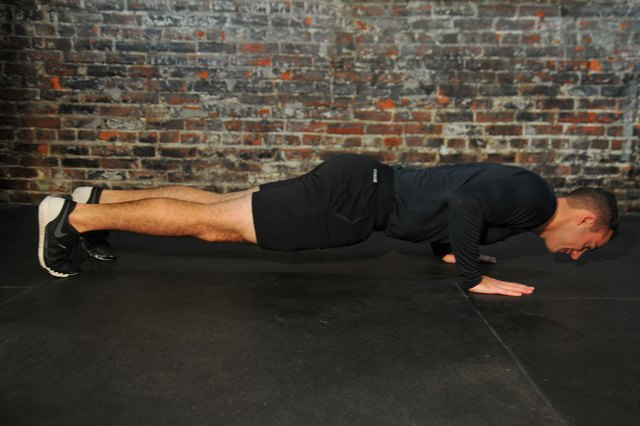 Try one of these push-up variations.