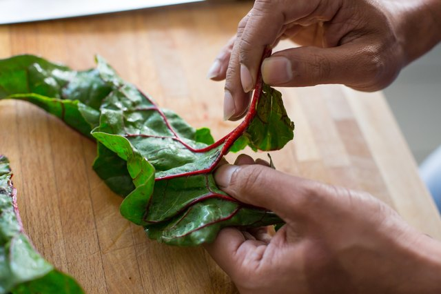 How to Cook Red Chard
