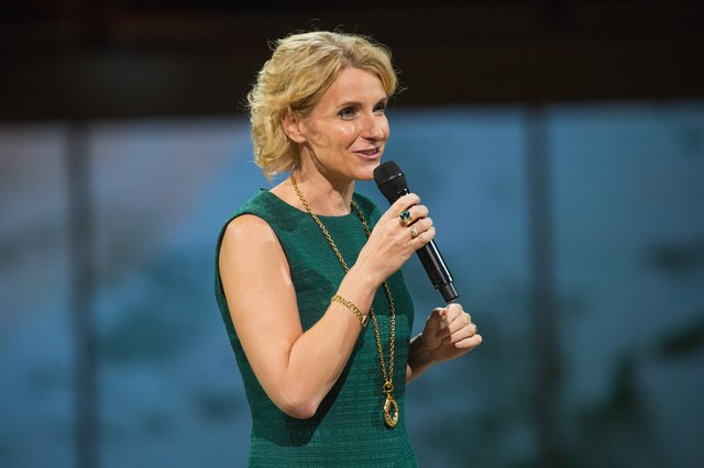Author Elizabeth Gilbert on Oprah's The Life You Want Weekend.