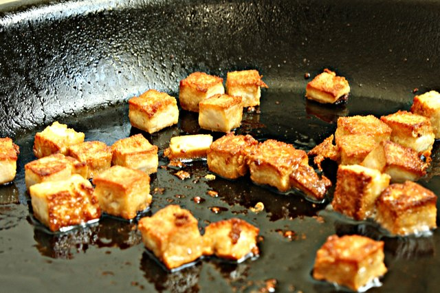 Healthy Ways to Cook Tofu