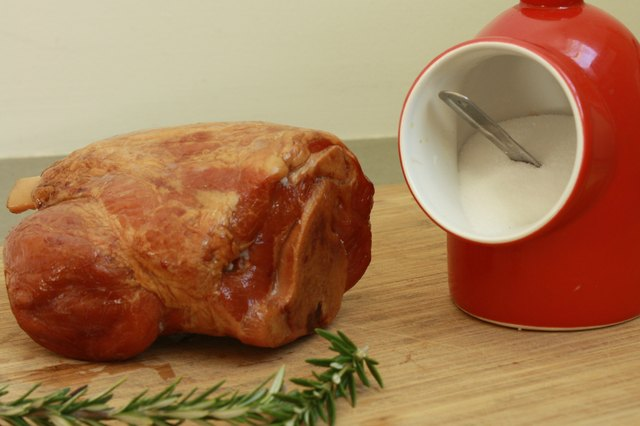 How to Cook a Ham Shank in the Oven