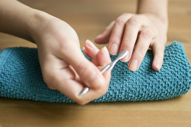 How to Trim Nail Cuticles